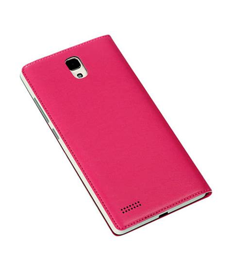 Flip Cover Xiaomi Note xiaomi redmi note pu leather flip cover flip covers at low prices snapdeal india