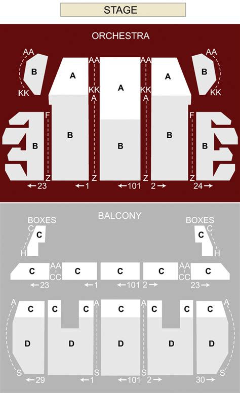 proctors ge theater seating proctors theater seating chart schenectady ny