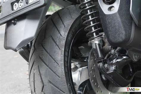 Ban Yamaha Xmax Pirelli Diablo Rosso Scooter Paket Hemat vlog review ban pirelli diablo rosso scooter di yamaha