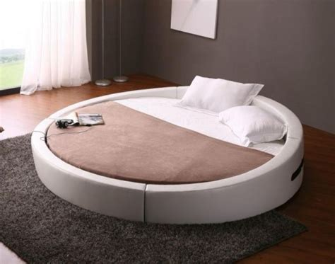 circular bed the controversial round beds a bold statement or an