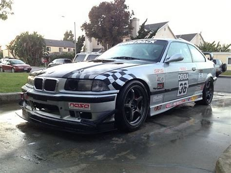 bmw e36 m3 track car purchase used track car bmw m3 e36 race racecar in