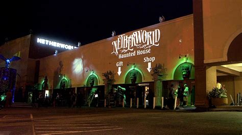 netherworld atlanta haunted houses
