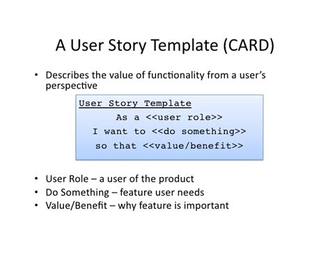 user story card template uw adc course 3 class 1 user stories and acceptance
