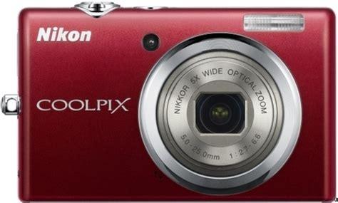 nikon coolpix s570 digital camera | ubergizmo