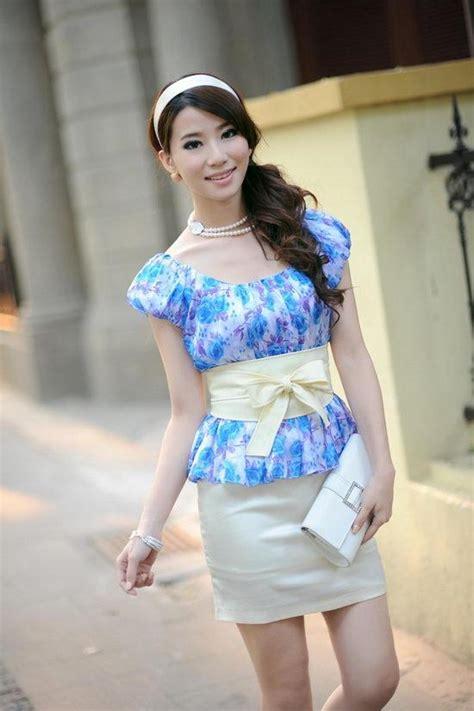 Dress Blue Berkualitas jual gaun import berkualitas elegan ready stock