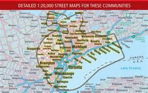 toronto cccmaps canada s map company