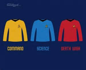 trek shirt color meaning 1000 ideas about security uniforms on