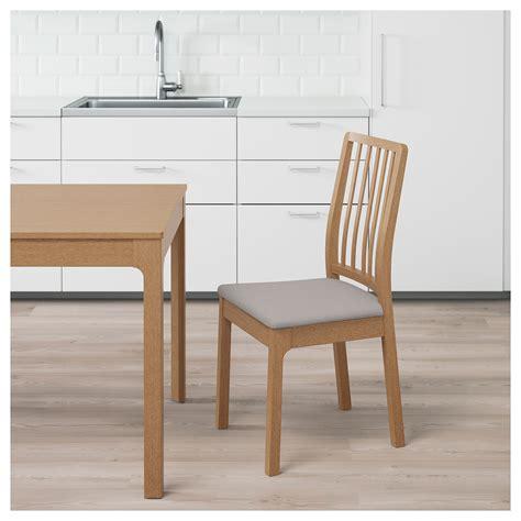 Oak Chairs Ikea by Ekedalen Chair Oak Ikea