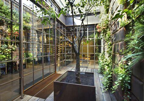 Vertical Garden Design Replay Store In Barcelona Spain By Vertical Garden Design