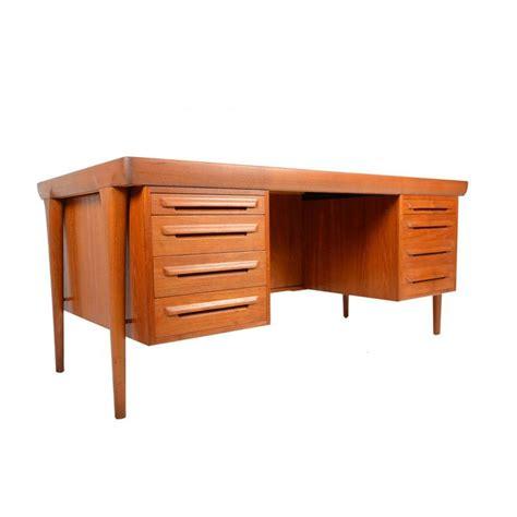 Vintage Modern Desk Vintage Modern Teak Desk