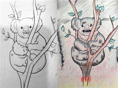 coloring book corruptions buzzfeed coloring book corruptions defacing adorable coloring