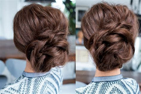 hairstyles for thick hair dailymotion 15 best ideas of updo hairstyles for thick hair