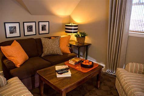 delightful Brown And Orange Living Room #4: 1400942409352.jpeg