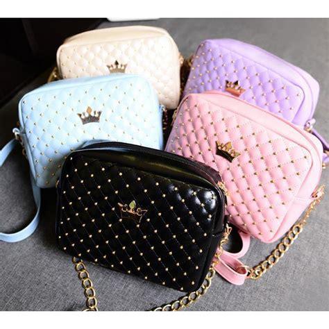Mini Bag Tas Selempang Tas Wanita Tas Pesta Tas Mini Totte Bag tas selempang wanita model rivet black jakartanotebook