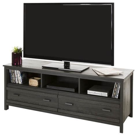 houzz tv stands shop houzz south shore furniture tv stand gray oak