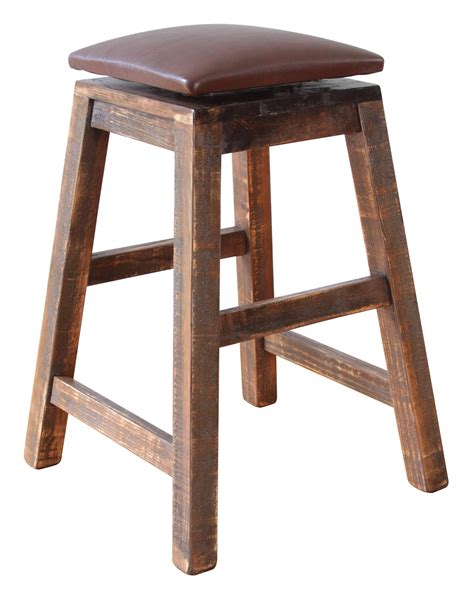 Artisan St 2 Stool by International Furniture Direct 900 Antique 24 Quot Swivel