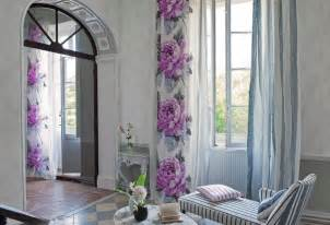 spring flower wall curtains interior design ideas curtain design ideas interior design