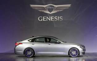 Hyundai Company Belongs To Which Country Hyundai Genesis Sedan Killed In The Uk Only 50 Cars Sold