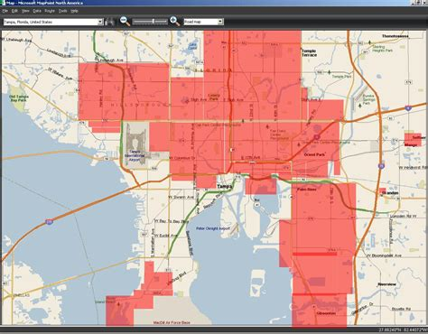 zip code map ta hillsborough county this should be a sticky maps of the good bad parts of