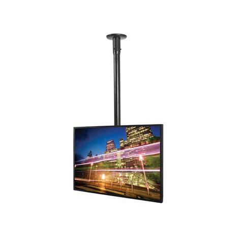 flat screen ceiling mount b tech flat screen ceiling mount tilt 1m screens up to 55