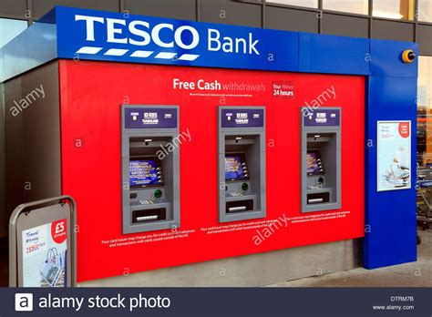 tesco bank currency tesco bank cashpoint atm point machine machines