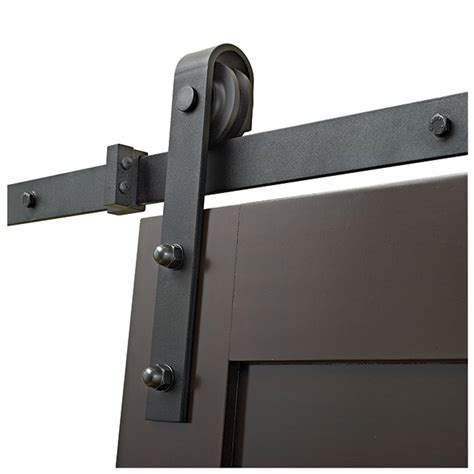 barn door rail kit regular 160 00 at rona 1 kit quot barn quot sliding door rail