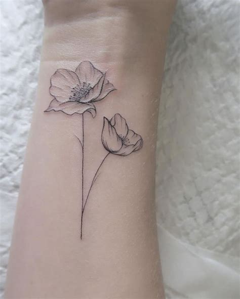 august flower tattoo best 25 august birth flowers ideas on birth