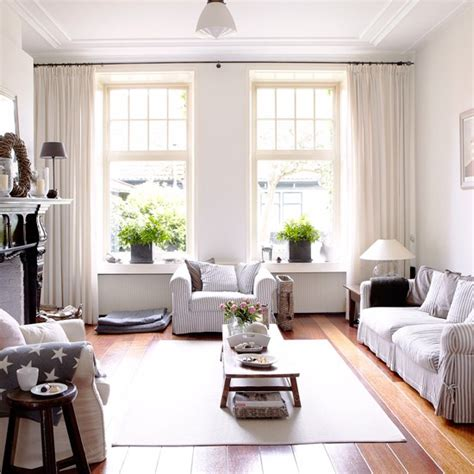 Coastal Country Living Room Decorating Ideas The House Inspired Living Room Decorating Ideas