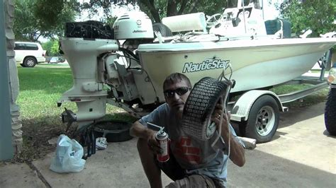 blow up boat bumpers boating tips boat repair fix blown boat bumpers youtube