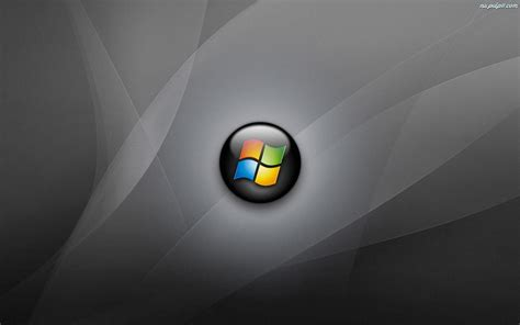 microsoft black themes windows vista logo black wallpaper