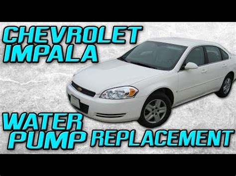 pontiac 3 8 v6 waterpump replacement.html | autos post