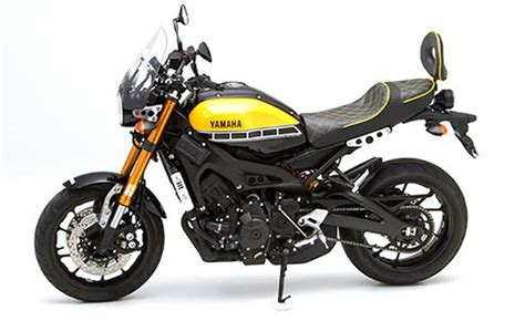 Yamaha Motorrad Touren by Now Available Corbin Seat For Yamaha Xsr 900 Motorcycle