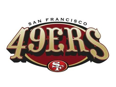 sf 49er font logo sf giants sf 49ers tennis