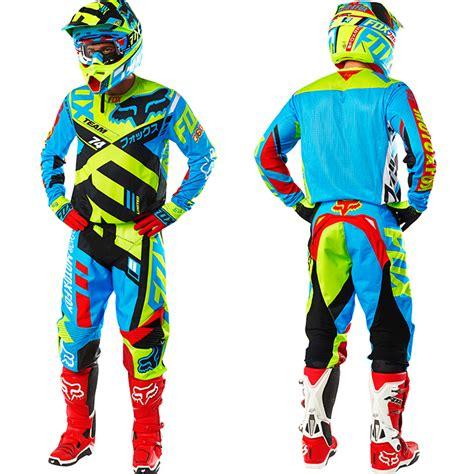 motocross combo gear 2016 fox 360 divizion gear combo pro style mx