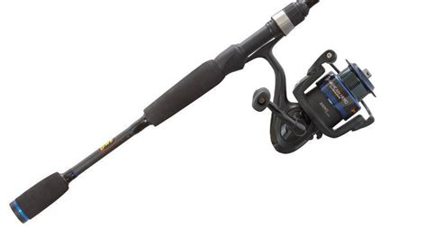 Black Abu Garcia By And1 One 8 rod and reel combos for the budget angler pics