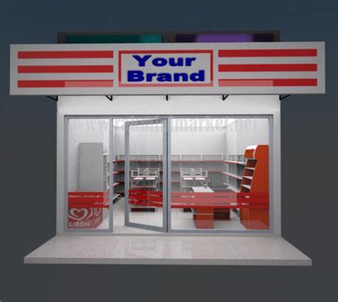 Rak Minimarket Rumahan minimarket rumahan usaha toko kelontong