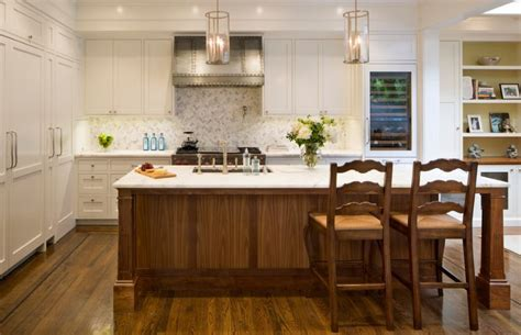 Minimalist Trends ? White Kitchen Cabinets For A Chic And