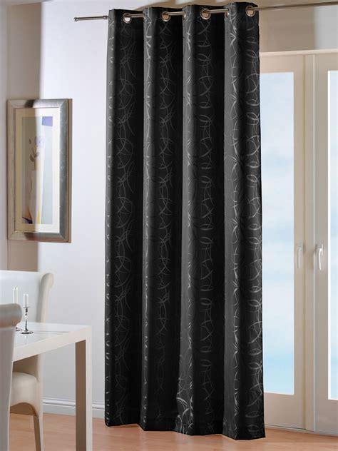 vorhang shop 214 senschal vorhang gardine blickdicht 135 x 245cm dekoschal