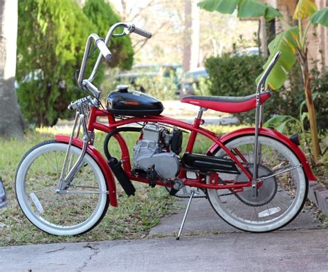 motor powered bicycle motorcycles and similar vehicles