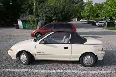 geo metro lsi convertible 1991, for sale: , southern