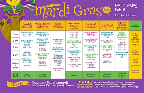 New Orleans Calendar Of Events 2015 Mardi Gras Parade Schedule 2017 New Orleans Routes Autos