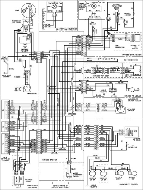 walk in freezer defrost timer wiring diagram gm choke