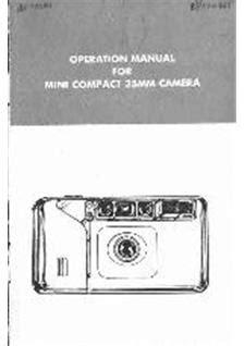 minox mini minox af mini manuals