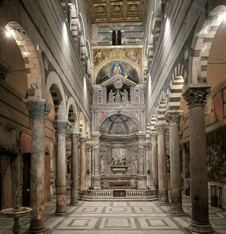 duomo pisa interno il duomo di pisa 171 mirabilia italiae franco cosimo