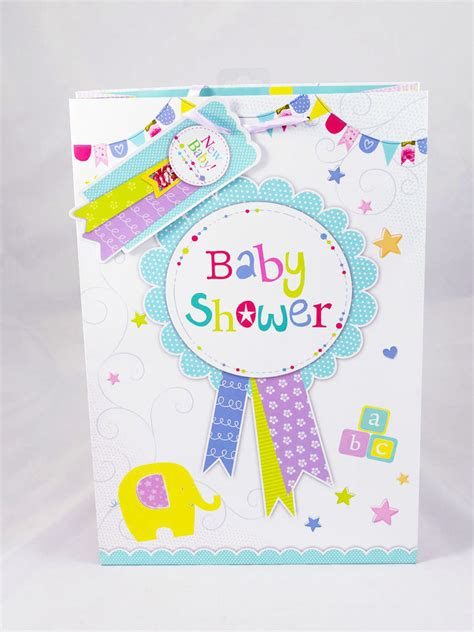 Ebay Baby Shower by Baby Shower Gift Bag Large Ebay