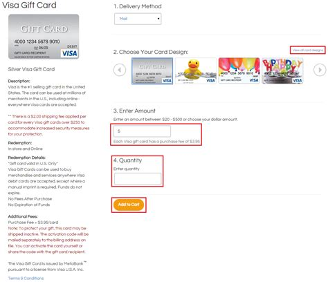 Can You Add A Visa Gift Card To Paypal - how to order 500 visa gift cards from gift card mall