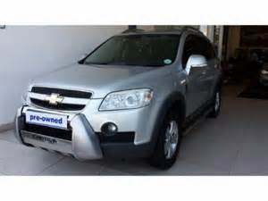 Chevrolet Captiva South Africa Used Chevrolet Captiva 2 4 Lt For Sale In Kwazulu Natal