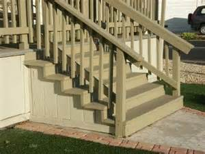 home steps mobile home stairs ideas for your home