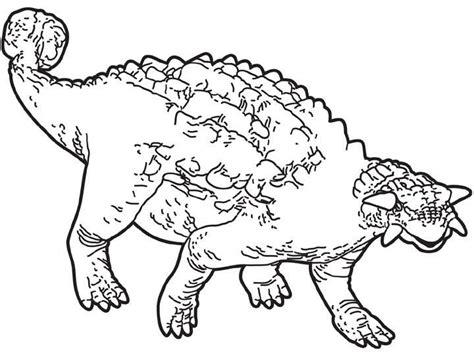 dibujos para colorear anodontosauro es hellokids com