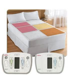 sunbeam heated mattress pad for cold winter days